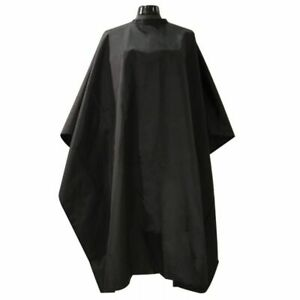 Professional  Hairdressing - Barber Black Cutting Cape