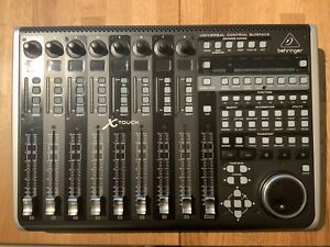 Behringer X-TOUCH Universal Control Surface Touch-Sensitive USB  DAW Interface