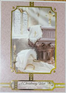 Handmade Christening Cards - Confirmation, Cute & Traditional, Boy & Girl