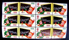 CHRISTMAS SEALS 1958 (SEE ITEM DESCRIPTION)