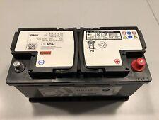 BMW Alle Baureihen Original BMW AGM-Batterie 6121 6924023 Polstempel 50/17