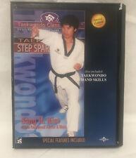 Taekwondo Step Sparring  DVD Sang H. Kim Classic Series Black Belt