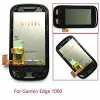 Para Garmin Edge 1000 Pantalla LCD Táctil Screen Digitizador Montaje Recambios