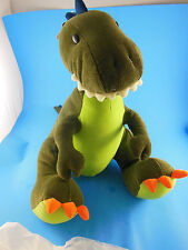"Gund 16"" Plush Dinosaur Tristen Tyranosaurus Rex"