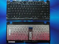 New US English keyboard ASUS Eee PC 1215P 1215N 1215T 1215B with frame black