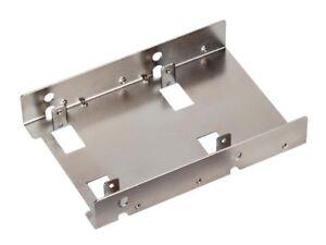 Silverstone SDP08 2x2.5inch HDD rack for 3.5inch Bay
