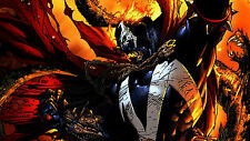 Spawn - Huge Wall  Poster  15in x 24in ( Fast Shipping )