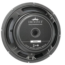 "NEW 10"" EMINENCE DELTA 10 350w PA / BASS SPEAKER 8ohm"