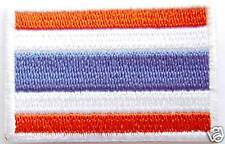 AUFNÄHER Patch FLAGGE flag Fahne Thailand THAIRONG mi