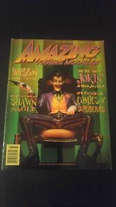 AMAZING Figure Modeler Magazine #9 Joker Horizon SuperHeroes Shawn Nagle Marvel