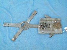 1957 58 59 Ply Dod Des Chry NOS MoPar LEFT REAR DOOR QUARTER WINDOW REGULATOR