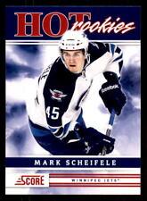2011-12 Score #556 Mark Scheifele Rookie SP (ref 32262)