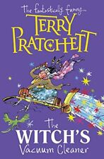 The Witch's Vacuum Cleaner: And Other Stories by Pratchett, Terry Book The Fast