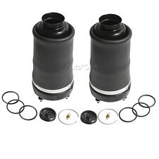 Pair Front Air Suspension Spring For Mercedes ML GL Class X164 W164 1643206113