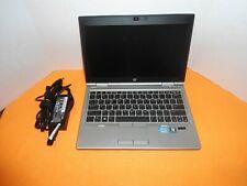 HP EliteBook 2570P Intel Core i5-3210M CPU @ 2.50GHz 8 GB,(nice small notebook).