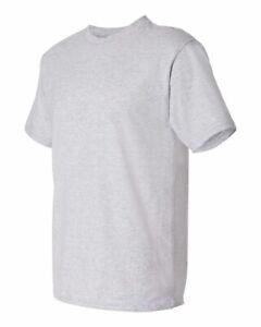Hanes Comfortsoft Men's Plain Crewneck Short Sleeves T-Shirt 5280