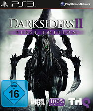 Sony PlayStation 3 ps3 juego Darksiders II 2 First Edition
