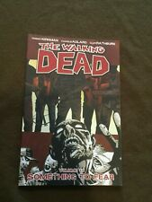 The Walking Dead Volume 17 Something to Fear Graphic Novel Image Comics Book