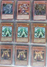 Yugioh Card Lot: Monarch (60 card deck)