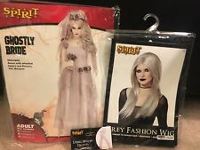 Ghost Bride Costume + Accesories