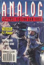 Analog Science Fiction and Fact. May 1994 - Acceptable - Paperback
