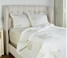 Casa Zeta-Jones Antique Patchwork Twin Quilt with Shams