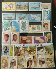 Tuvalu Stamp Selection Mint/MUH L1