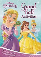 Disney Princess Grand Ball Activity Book (Paperback) - New