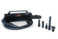 Metro Vac 8HP Master Blaster Car and Motorcycle Air Force Blower Dryer MB3CD