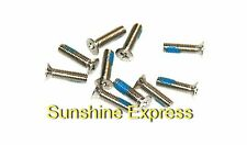 10 pcs New Apple Phillips Flat Head Screws M3X11mm for Mac Book Pro / Power Book