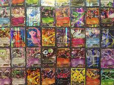 100 Pokemon Cards Bulk Lot - GUARANTEED EX +15 Rare/Rev Holos! FREE EXPRESS!