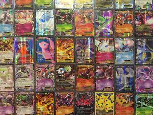150 Pokemon Cards Bulk Lot - GUARANTEED EX / GX / V +11 Rare/Holo/Rev Holos!