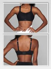 Panache Sports Bra 36 C black Retail $69