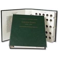 Littleton Album For US Lincoln Cents 1909 - 1958 New LCA1 Folder Free Shipping