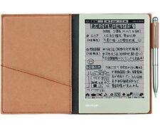 Sharp Elektronisch Notizblock Handschrift Notebook WG-S30-T Braun