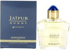 Jaipur Homme By Boucheron For Men EDT Cologne Spray 1.7oz Damaged Box New