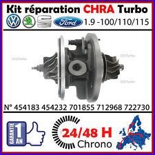 CHRA Turbo Cartouche Seat Toledo 1.9 TDI 110 CV 712968 712968-3 712968-4 AFN/929