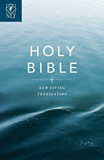 Holy Bible New Living Translation, New, Free Shipping