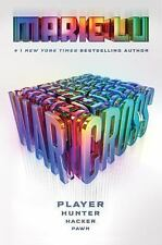 Warcross by Marie Lu (2017, Hardcover)