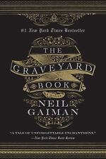 The Graveyard Book by Dave McKean; Neil Gaiman