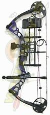 Diamond Bowtech Infinite Edge Pro Purple Camo Left Hand Rak Package 5-70# 13-31""