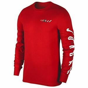 Jordan Swerve Long-Sleeve T-Shirt Mens Active Shirts & Tees