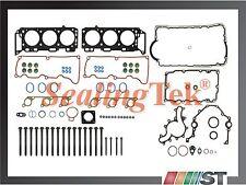 Fit 04-11 Ford 4.0L V6 SOHC VIN E,K Full Gasket Set w/ Head Bolts Kit 245 engine
