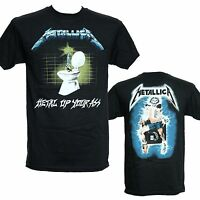 METALLICA - METAL UP YOUR ASS - Official Licensed T-Shirt - New S M L XL