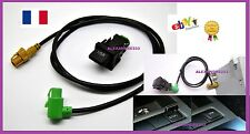 CABLE USB AUTORADIO VW RCD310 RCD510 RCD030 - CABLE KIT USB POUR AUTORADIO VW
