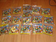 LEGO 71009 The Simpsons Series 2 COMPLETE SET BAGS SNIPPED