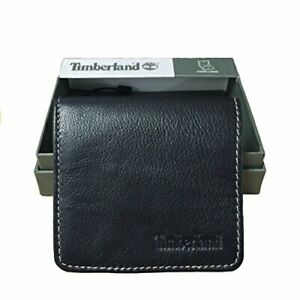 Timberland Black Coin Case Wallet