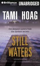 Still Waters by Tami Hoag (2013, CD, Unabridged)