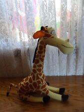 "Madagascar 3 Melman Giraffe Plush Dreamworks Stuffed Animal Toy factory 13"" 2012"