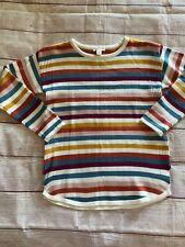 Weetbound stripped crewbound Sweater Small